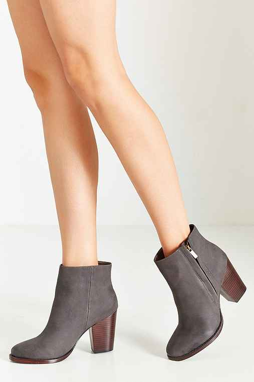 Noise Half-Stacked Heeled Ankle Boot - Urban Outfitters