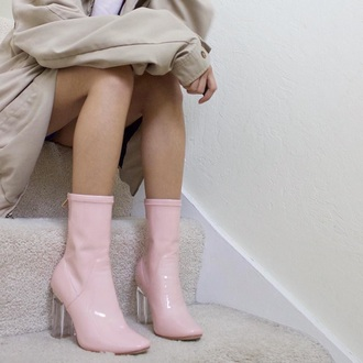 shoes tumblr tumblr girl tumblr outfit pink pale streetstyle