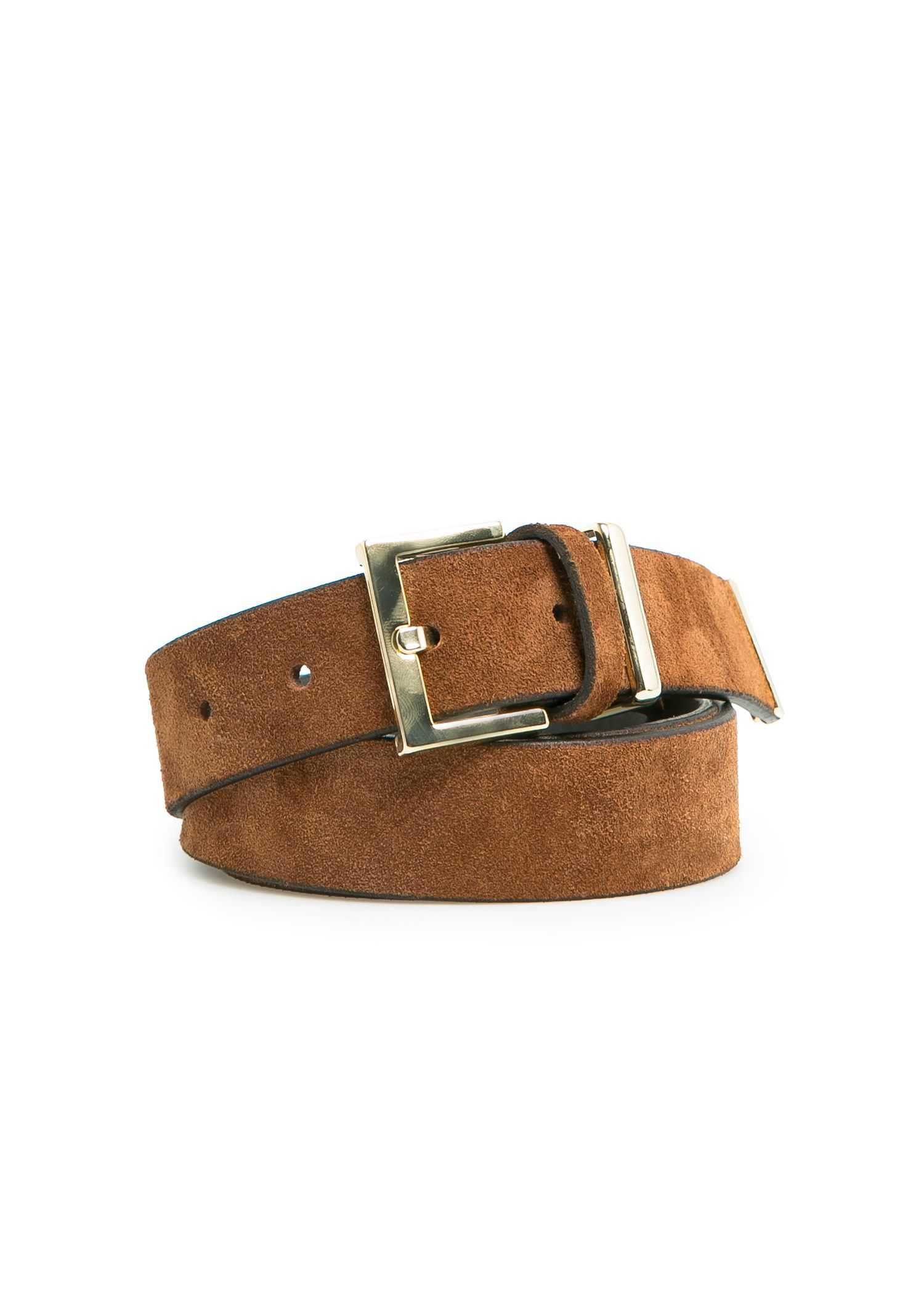 Suede belt - Belts for Women | MANGO