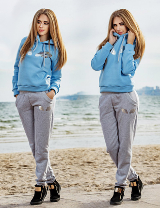 sweater blue shirt hoodie cool sportswear