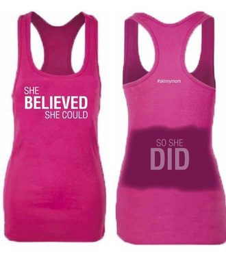 tank top racerback sports exercise fitness fit hot girly motivation nice dress tank workout style