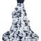 Clouds jacquard wave gown by carolina herrera | moda operandi