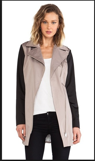 jacket coat outerwear trench coat