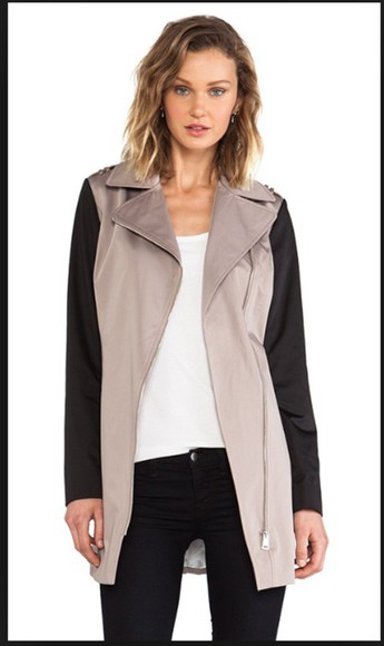 jacket coat trench coat outerwear