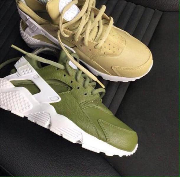 Nike Huarache Pastel