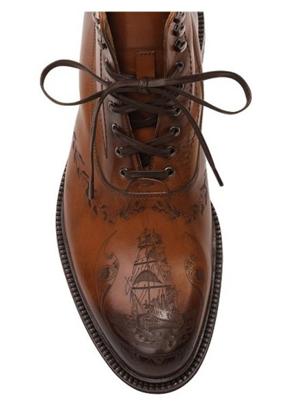 shoes mens shoes leather oxfords galleon brown menswear ship