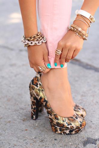 shoes high heels animal print heels animal print high heels leopard print high heels glitter heels