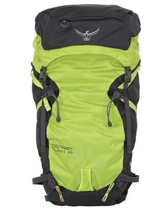 backpack green bag