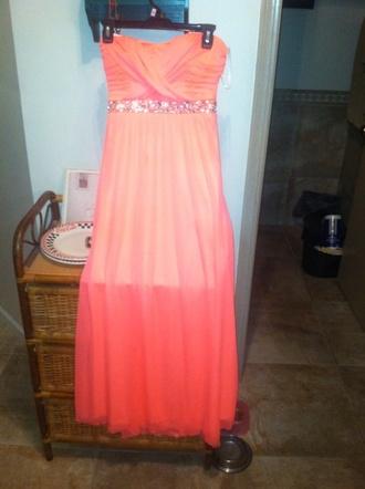 dress bright prom dress prom gown long prom dress
