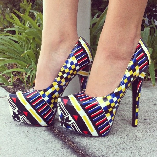 shoes pumps high heels fashion is a playground