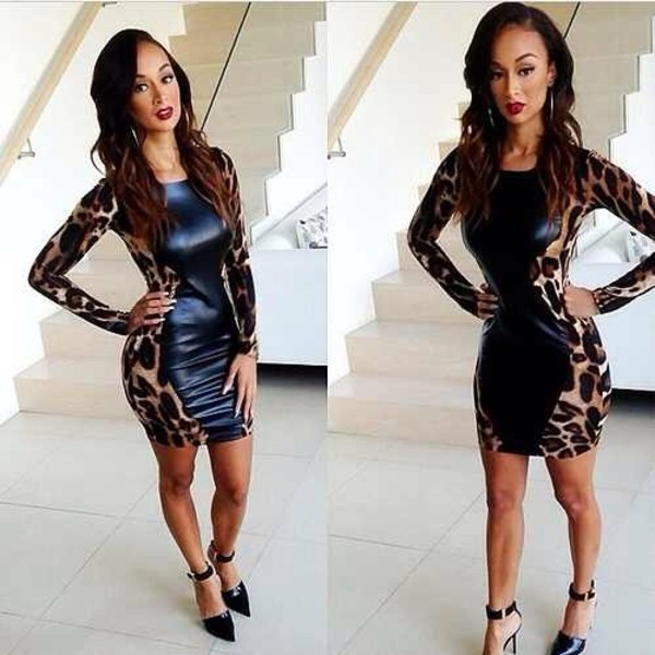 dress draya michele