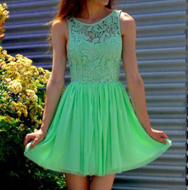 dress green crochet dress icifashion icifashion.com prom dress crochet dress