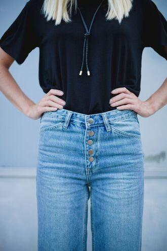 jewels necklace jeans black choker choker necklace button up black t-shirt minimalist jewelry