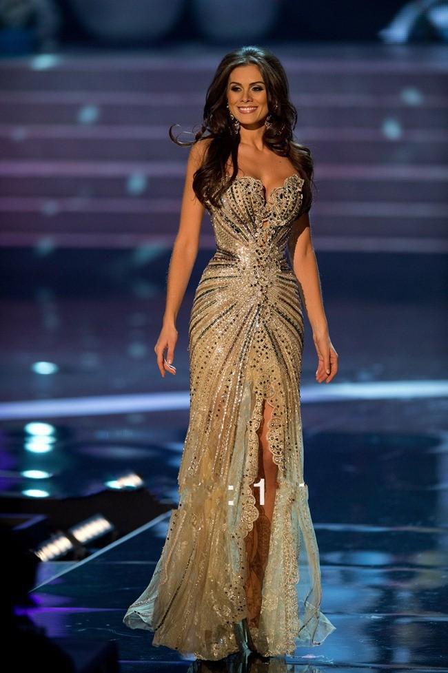 Aliexpress.com : Buy Vestido Miss Universo 2012 Summer Pageant ...
