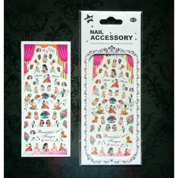 Nail Accessories Nails Naill Art Manicure Pedicure Colorful