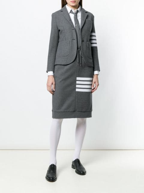 Thom Browne 4-Bar Stripe Sport Coat - Farfetch