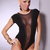 The Black Mesh Body Suit The Red VIXEN ApparelThe Red VIXEN Apparel