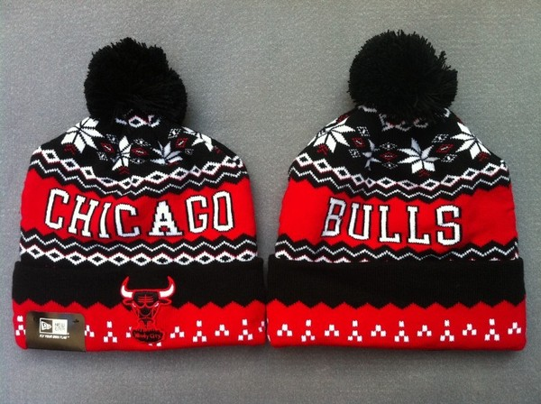 hat chicago bulls beanie beanie