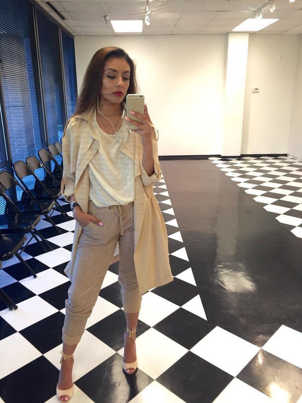 stunning baddie outfits with heels women