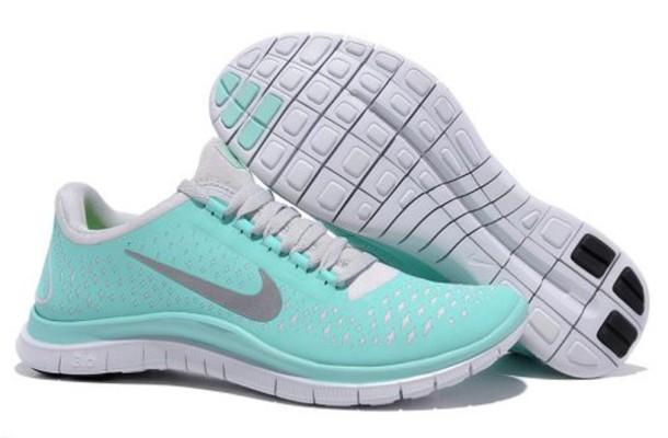 Nike Free 3.0 V4 Tiffany Blue September 2017