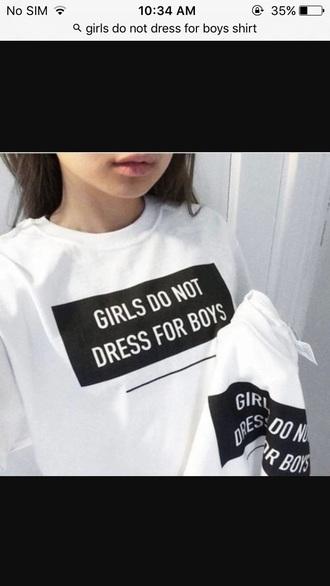 shirt girl girly girly wishlist oversized t-shirt white t-shirt