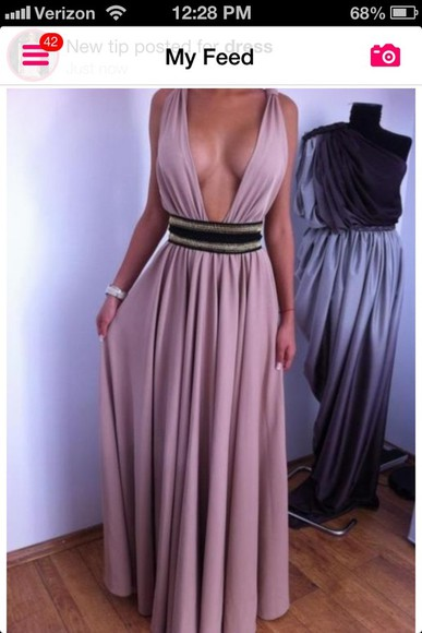 dress slits gorgeous pink dress light pink light pink dress open front scandalous slit in front tumblr elegant