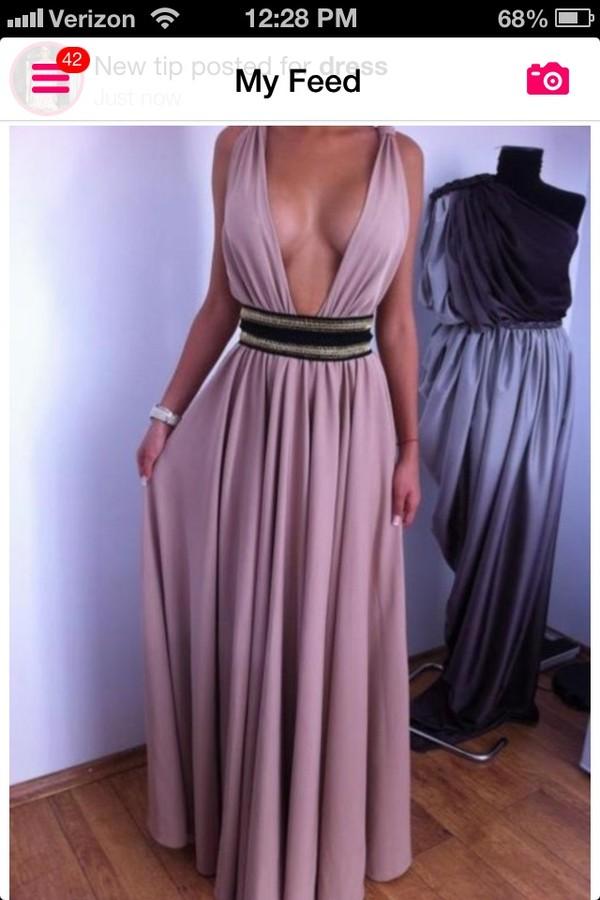 dress pretty gorgeous pink dress light pink light pink dress open front scandalous slit slit in front tumblr elegant