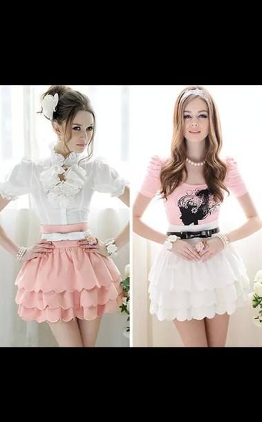 dress skirt summer outfits