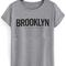 Brooklyn t-shirt - stylecotton