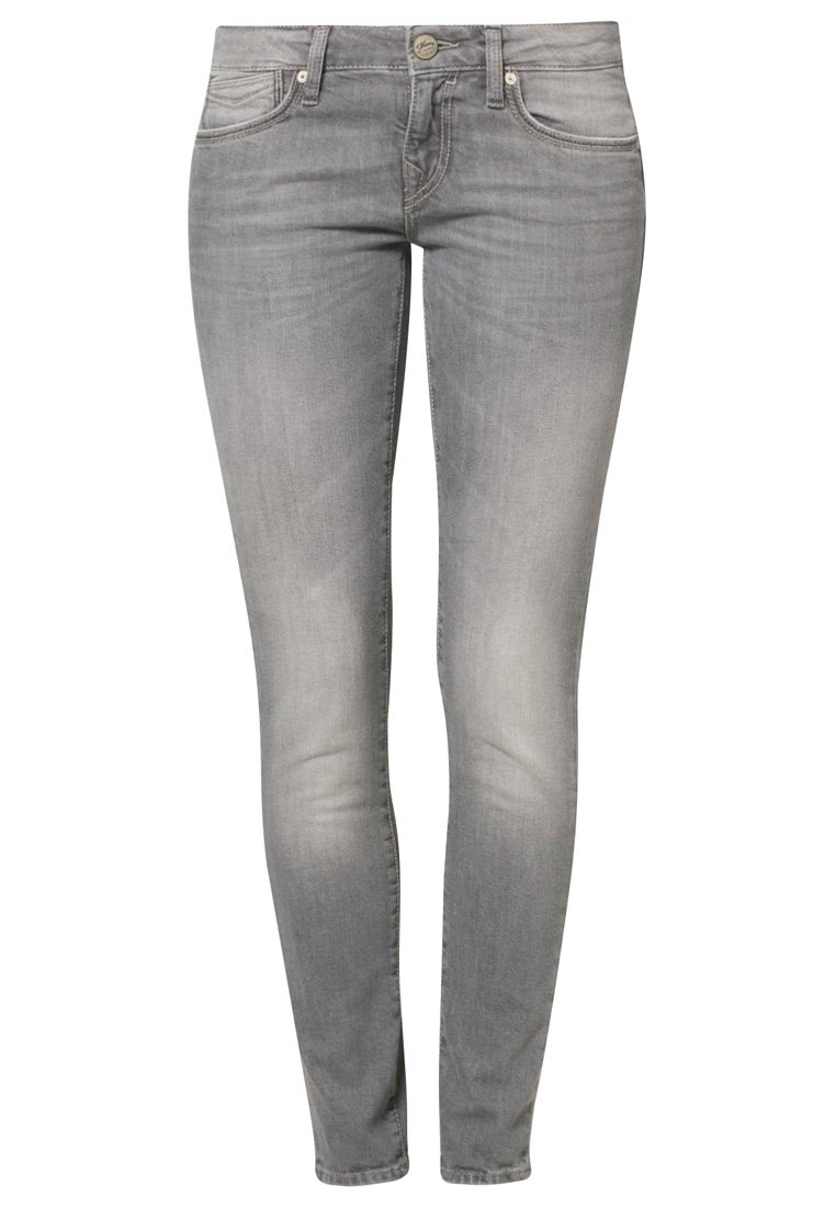 Mavi SERENA - Jeans Slim Fit - grey party str - Zalando.de