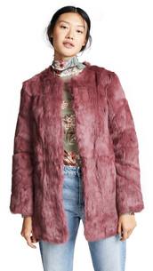 coat,fur coat,fur