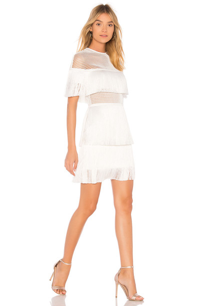 Vatanika dress mini dress mini white