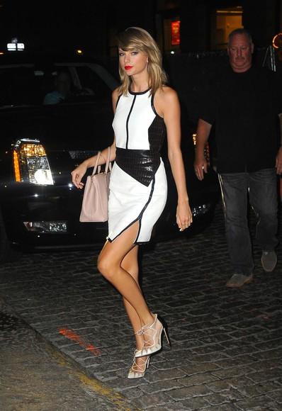 taylor swift shoes bag dress