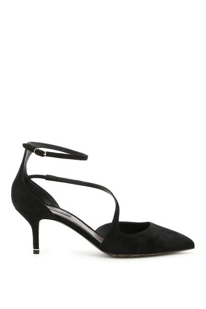 Dolce & Gabbana suede pumps pumps suede shoes