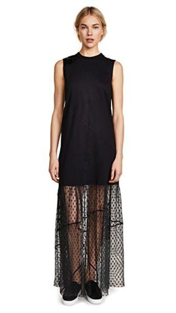 McQ - Alexander McQueen dress black