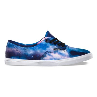 Cosmic Galaxy Authentic Lo Pro | Shop Digi Prints at Vans