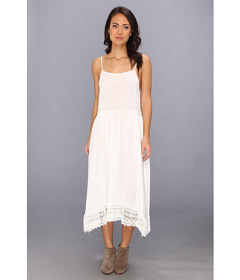 Free People Easy Breezy Crochet Hem Slip Ivory - Zappos.com Free Shipping BOTH Ways