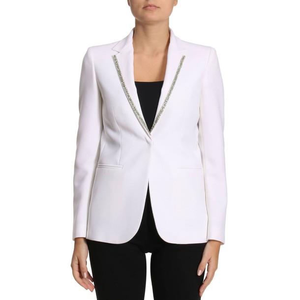 Iceberg blazer women white jacket