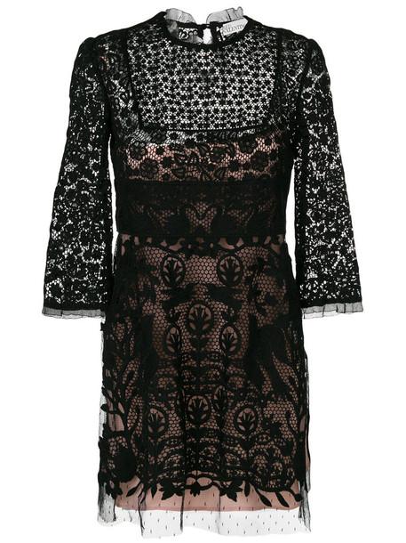 dress mini dress mini women lace cotton black silk