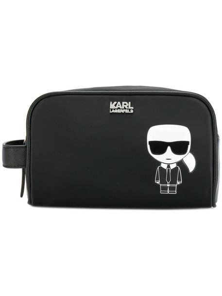 karl lagerfeld women bag black