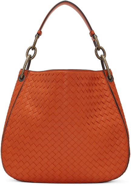 Bottega Veneta bag orange