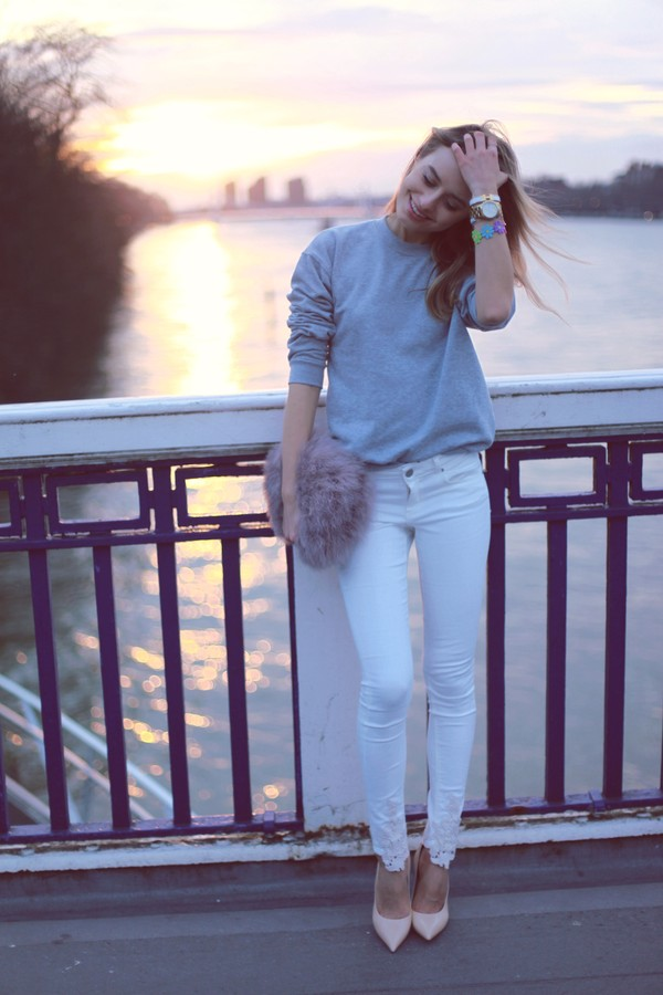 class is internal sweater jeans shoes bag jewels vue boutique handbag fur bag mongolian fur fur clutch