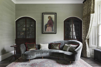 home accessory tumblr sofa rug home decor furniture home furniture living room grey velvet frame
