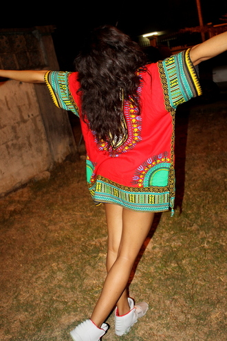 shirt clothes dashiki