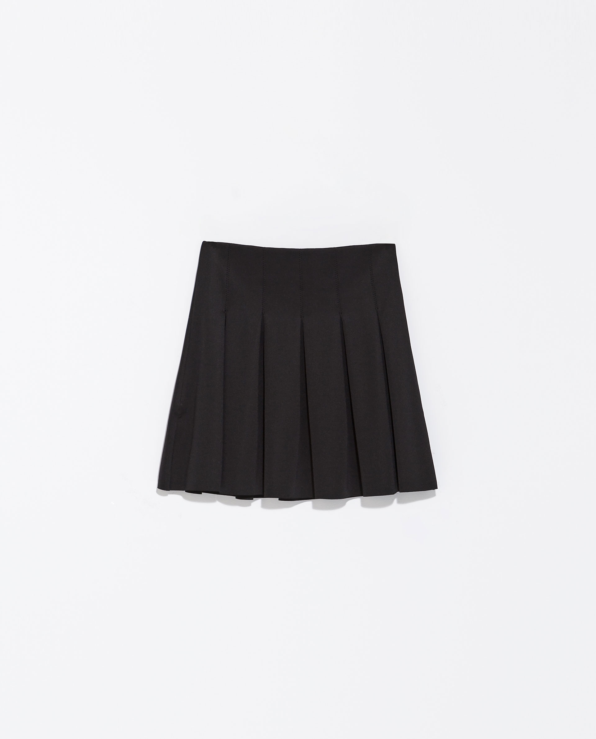 Black Pleated Skirt | Gommap Blog
