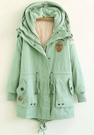 coat mint