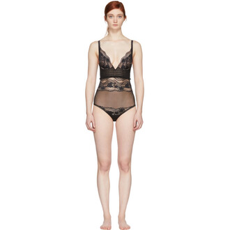 bodysuit lace bodysuit lace black underwear