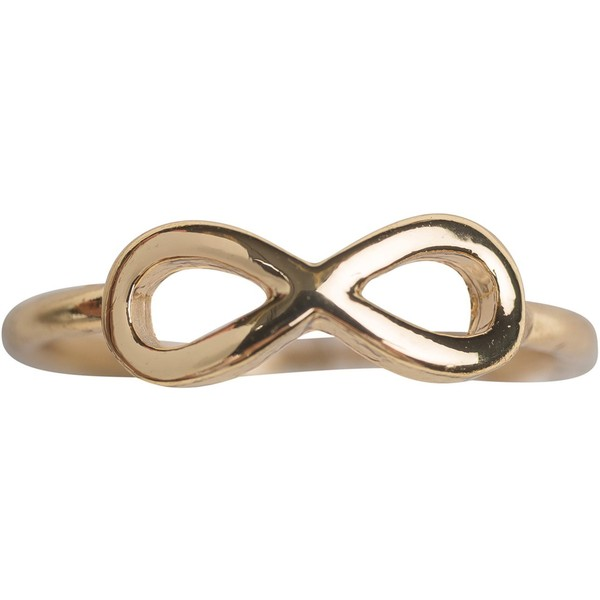 Infinity and beyond midi ring - Polyvore