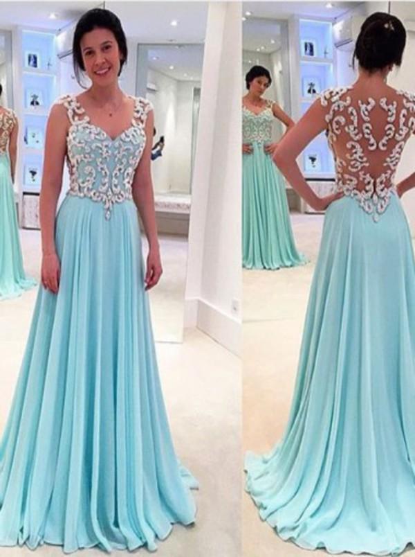 Blue Prom Dresses 2016 119