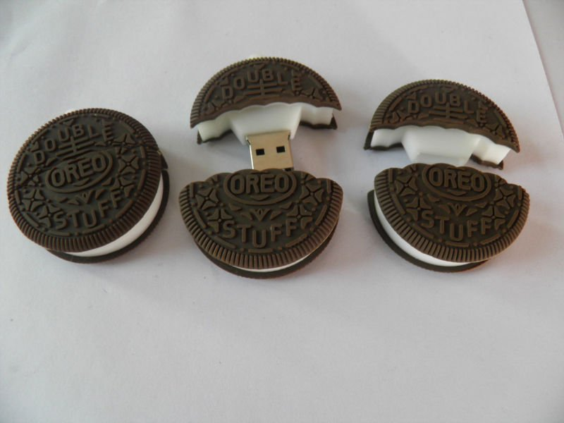 Food Usb Series Cookie Usb Drive - Buy Cookie Usb,Fancy Pen Drive,Cute Pen Drive Product on Alibaba.com